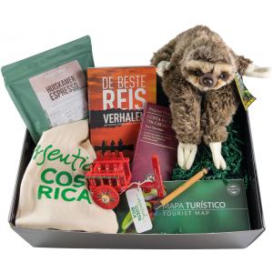 Costa Rica cadeaubox standaard